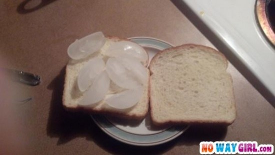 The Struggle is real ice sandwiches