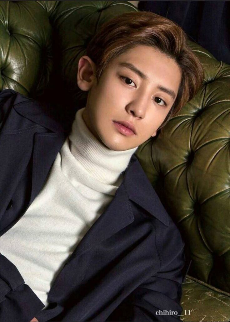 [SCAN] 22.11.2017 CHANYEOL for 韓流ぴあ Magazine