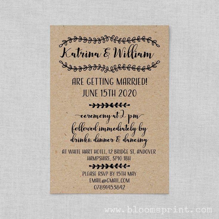 48 best Blooms Print - Wedding Invitations & Stationery Ideas ...
