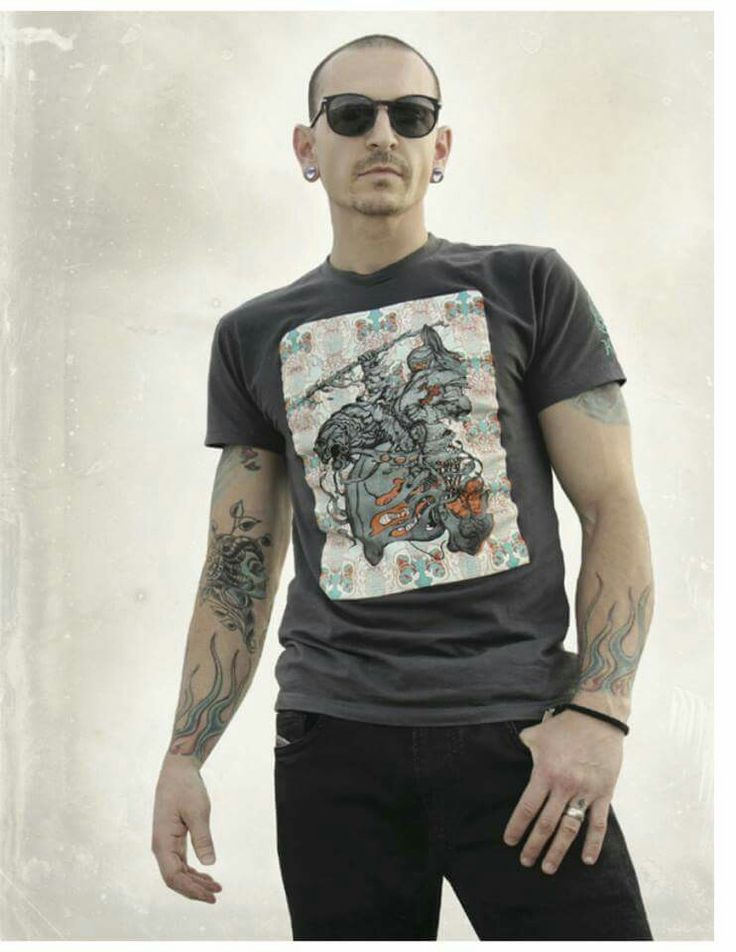 Chester Bennington #linkinpark