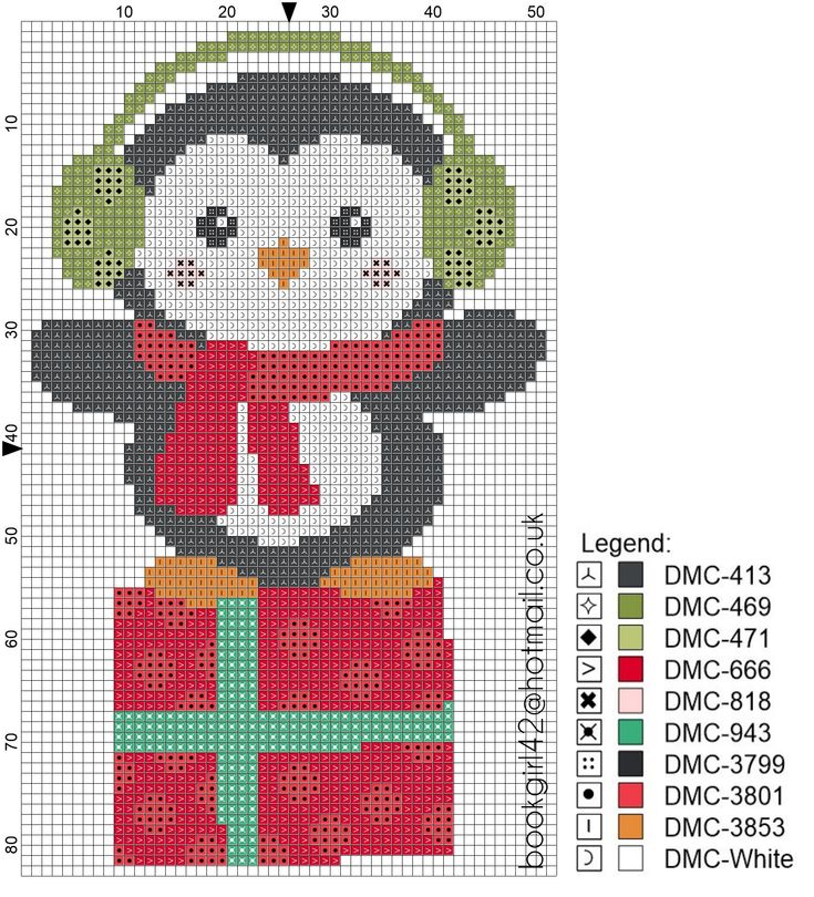 512 best Cross Stitch - Penguin images on Pinterest | Christmas ...
