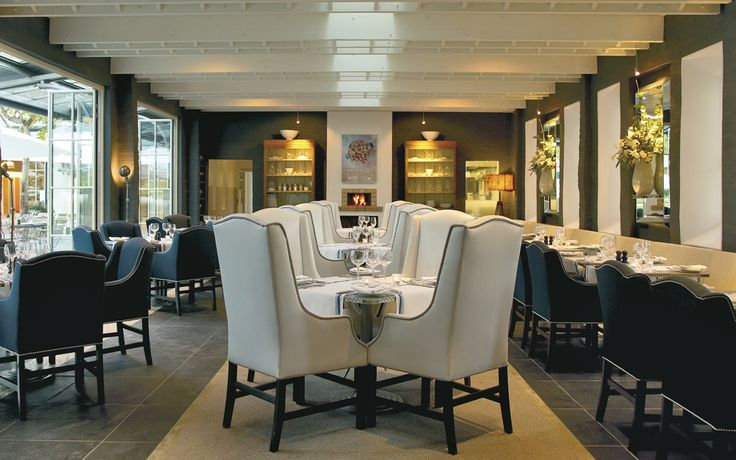 The Restaurant at Grand Provence in #Franschhoek offers one of the finest gastronomic dining experiences in #SouthAfrica. #Restaurants #TasteofRCH