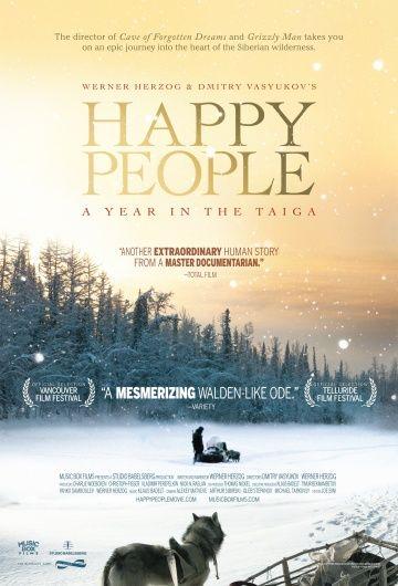 Счастливые люди: Год в тайге (Happy People: A Year in the Taiga)