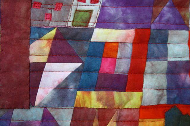 Szilvi foltvarró blogja: Képek az Országos Foltvarró Fesztiválról - kémiai…