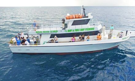 charter boat fishing boys would enjoy