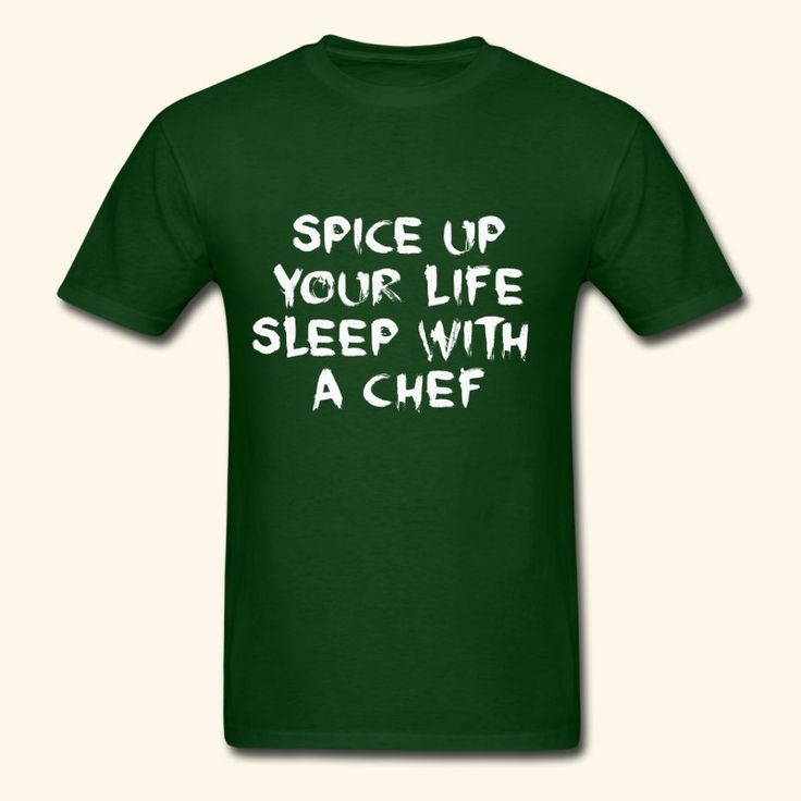 Funny chef innuendos and phrases
