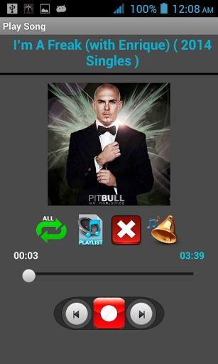 The app with the best songs,videos and ringtones of the most popular singer PitbullArmando Christian Pérez (born January 15, 1981), better known by his stage name Pitbull, is a Cuban–American recording artist and Latin Grammy winning rapper from Miami, Florida. He has released seven albums and one EP. His first recorded mainstream performance was on a solo track from Lil Jon's 2002 album Kings of Crunk, which featured Pitbull rapping over Jon's production.In 2009, his fourth album Rebelut...