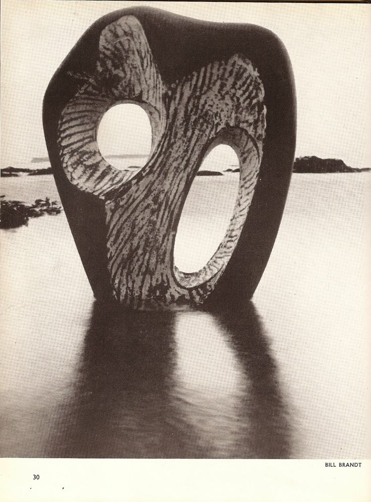 Barbara Hepworth - Her museum is in St. Ives