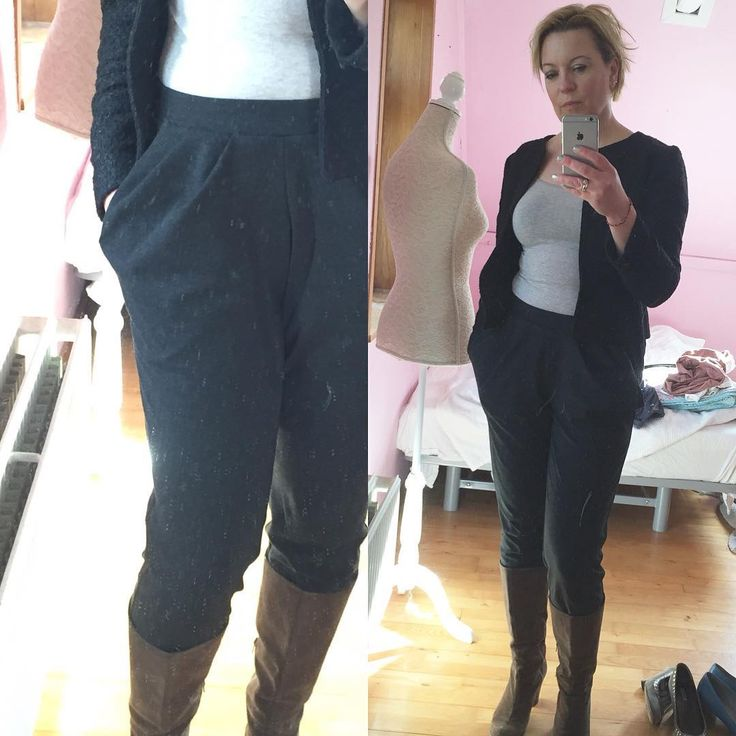 Trousers Fit-along: Crotch Curves