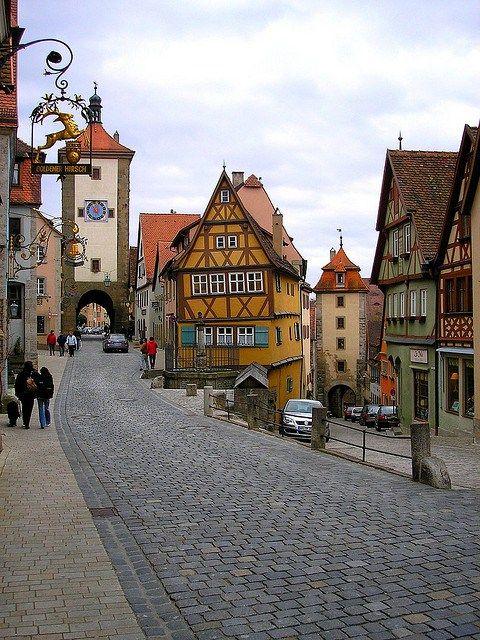 プレーンライン ‐ドイツの絶景・名所‐
