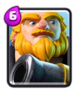 Clash Royale Gigante Noble