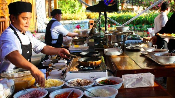 5 Best Buffet Restaurants in Baguio City