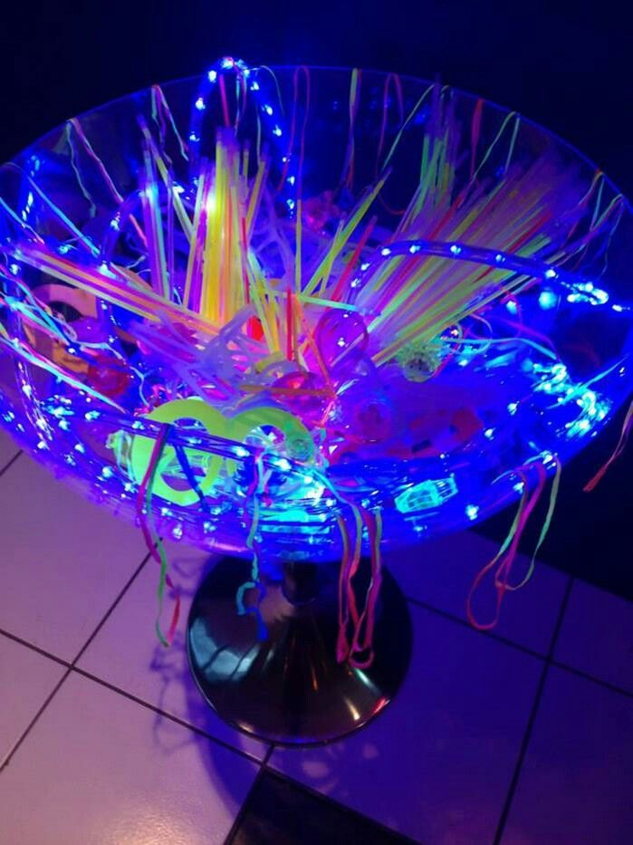668 Best Glow Party Ideas Images On Pinterest Neon Party