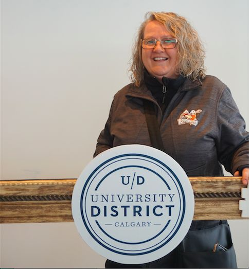Notable In The Northwest: Donna McTaggert » University District Calgary