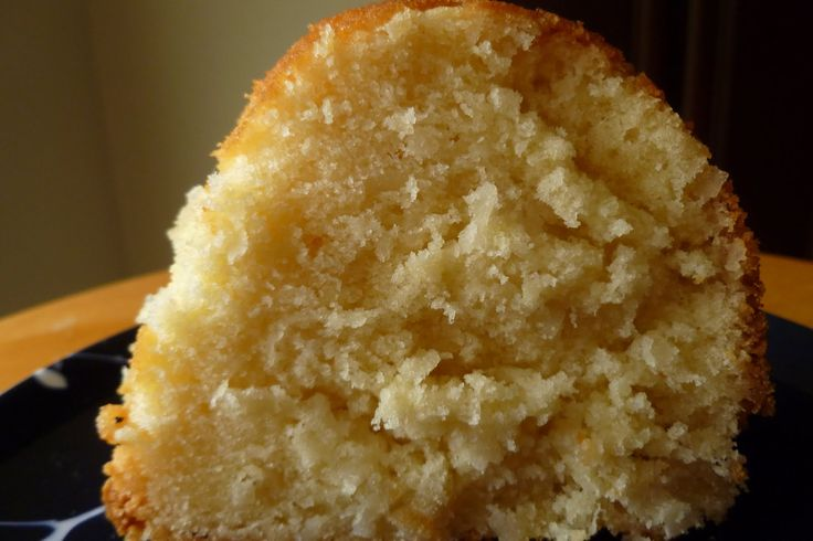 Paula Deen Coconut Pound Cake Recipe