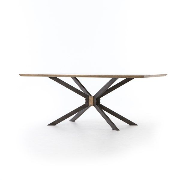 Spider Dining Table 79 Four Hands Look Book Dining Table