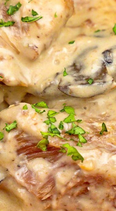 Slow Cooker Creamy Italian Beef