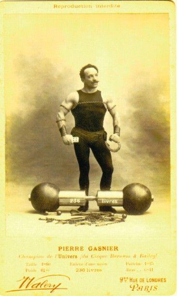 RYAN  vintage circus strongman - Google Search