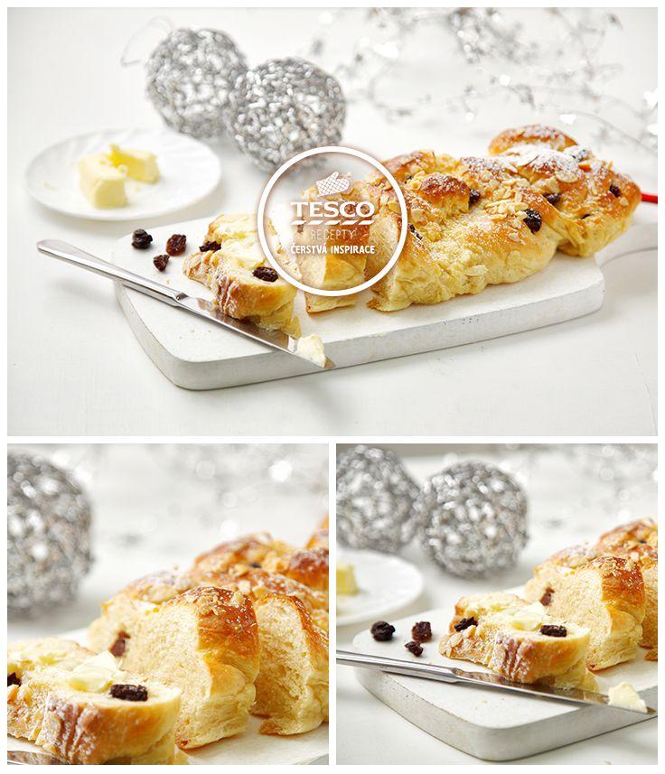 Vánočka ze šesti pramenů  http://www.tescorecepty.cz/recepty/detail/222-vanocka-ze-sesti-pramenu