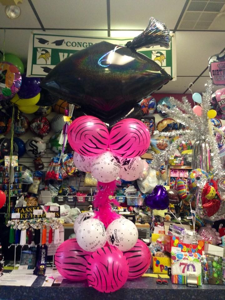 Princess/Diva Grad Centerpiece Special Order & get Great Ideas from Party Outlet!!