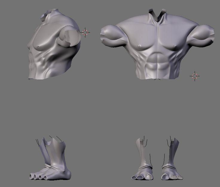 blueprint de un brazo musculoso - Buscar con Google