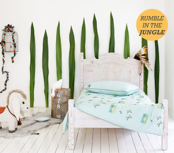 The Tiger - Single Bed Duvet Set