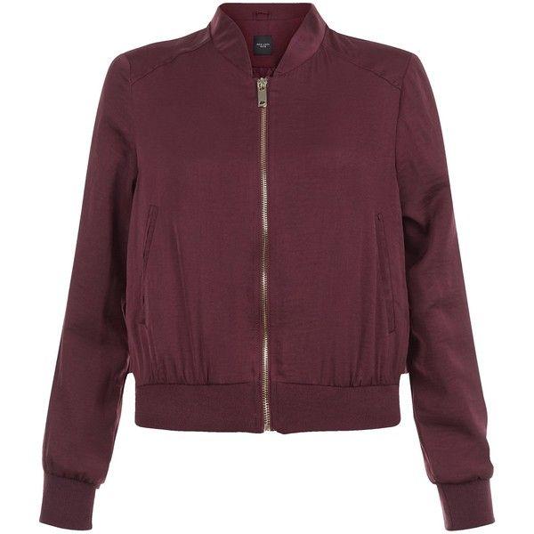 Best burgundy bomber jacket ideas on pinterest