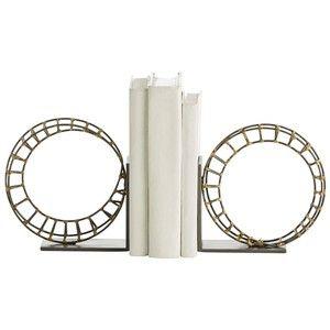 metal decorative bookends - Google Search