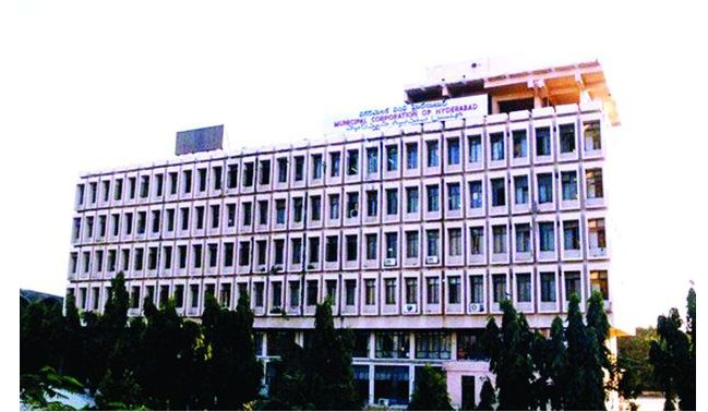 Justice C.V. Nagarjuna Reddy of the Hyderabad High Court on Monday expressed anger at the Greater Hyderabad Municipal Corporation authorities for not taking action against an illegal construction on a plot owned by the family members of Qutbullahp