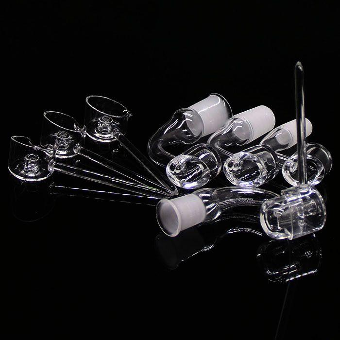4mm Thick Hot Selling Club Banger Quartz Nail with Quartz Carb Cap Professional Manufacturer Quartz Nail Products