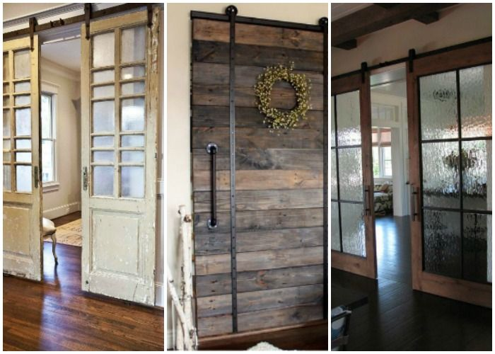 17 best images about room dividers and clothes racks on for Barn doors to separate rooms