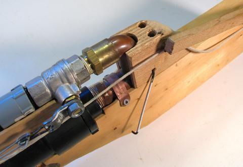 pipe sting machine