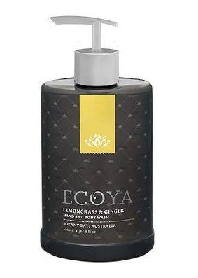 Ecoya Lemongrass & Ginger Hand & Body Wash