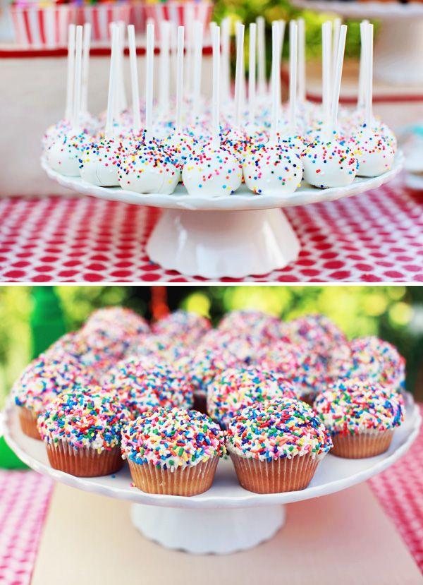 Playful Girly Sesame Street Themed Birthday Party