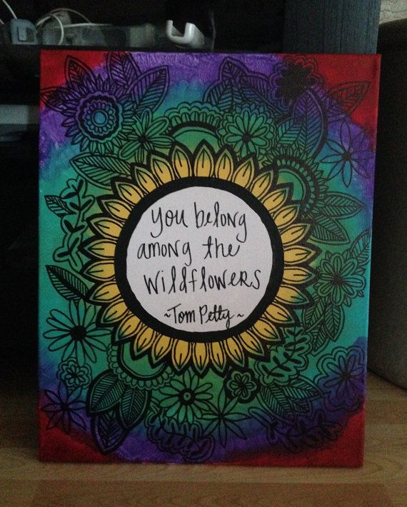 Tom Petty Quote by KerstenElyse on Etsy