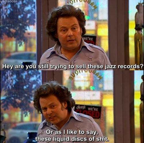 Rich Fulcher; The Mighty Boosh