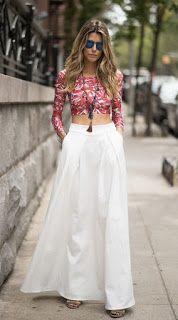 Tendenzialmente: Moda: mostrare l'ombelico è il must di questa esta...