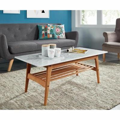 Les 25 meilleures id es concernant tables basses en marbre for Table basse scandinave hauteur 50 cm