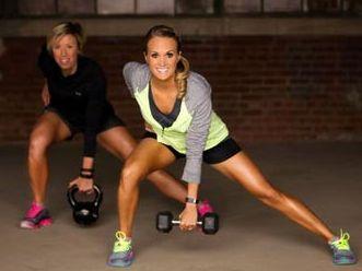 Carrie Underwood Reveals Her Weight Loss Secrets