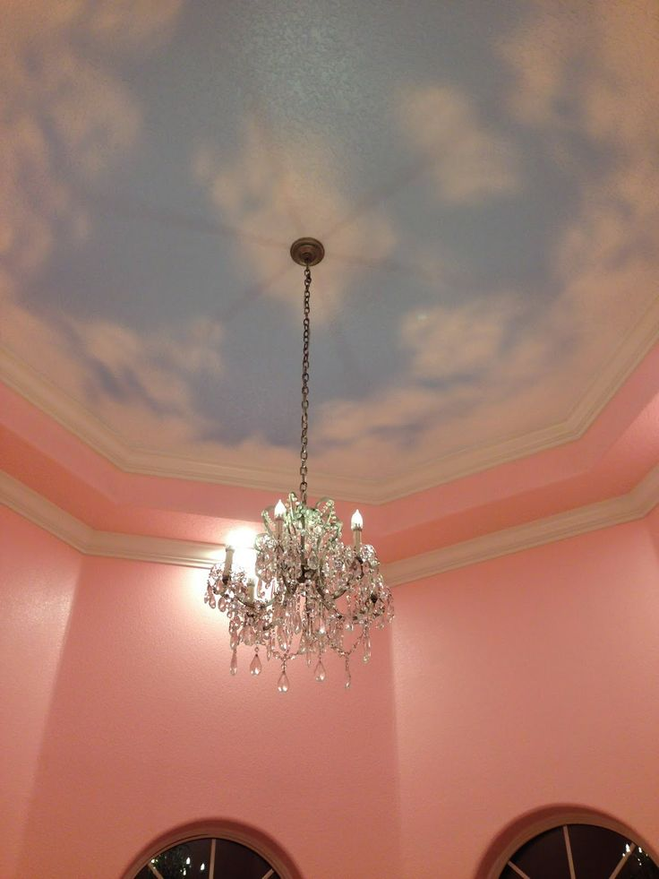 25 best ideas about cloud ceiling on pinterest for Ceiling mural in a smoker s lounge