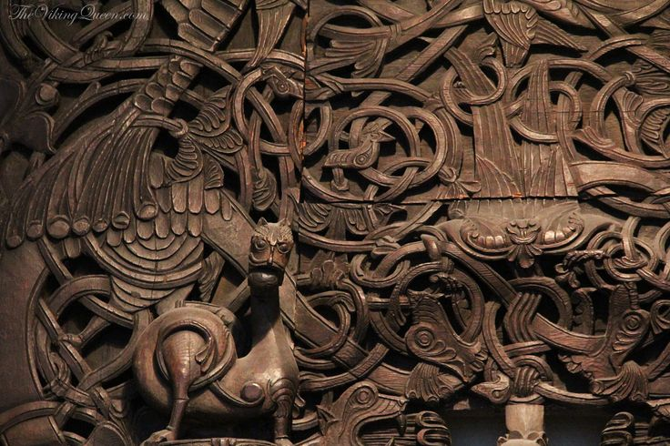 Viking dragon carving these wood carvings that interiors