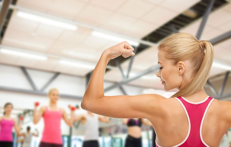 These Exercises Zero In on Stubborn Arm Jiggle