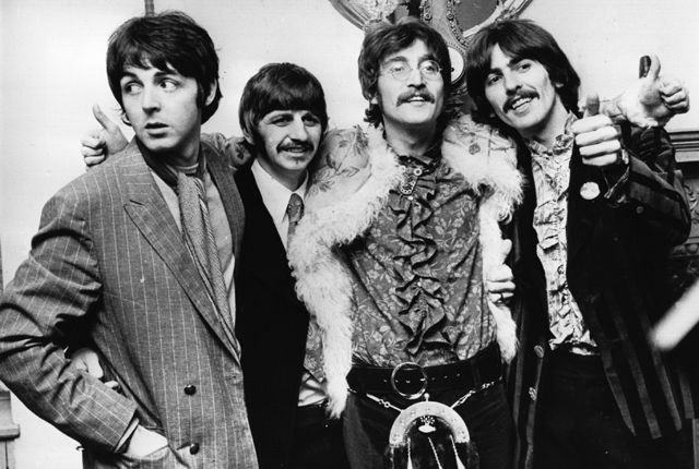 Name the Missing Word From Each Beatles Song Title | Mental Floss