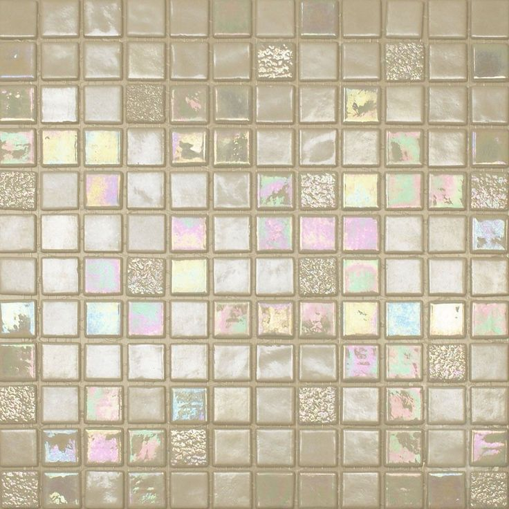 Blanco Mosaic Tiles Luminesce Mosaic Tiles 310x310x5mm Tiles