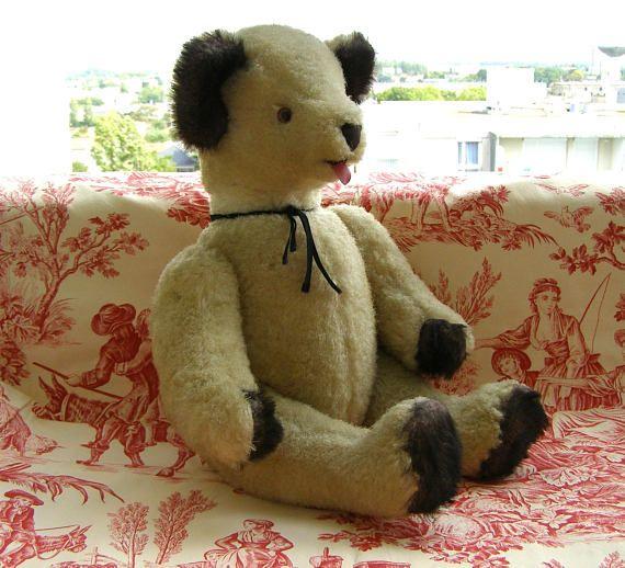 ours en peluche/ours ancien 1950/ours style Koala/Style