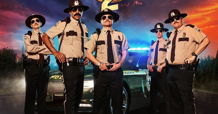 Super Troopers 2 Posters: Who's Ready for Another Mustache Ride? -- Broken Lizard has released two new epic posters for Super Troopers 2, coming this spring. -- http://movieweb.com/super-troopers-2-posters/