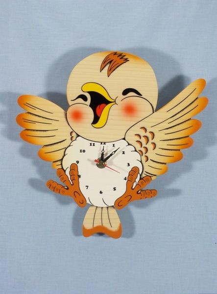 Bartolucci pendulum Bird Clock