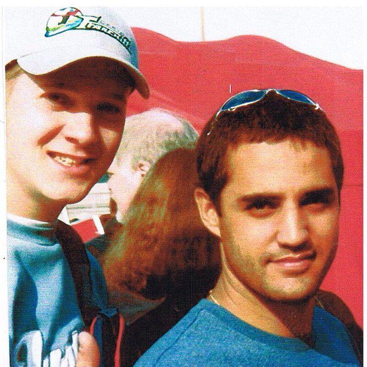 Tez and Juan Pablo Montoya 1998?