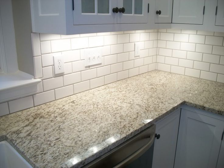 """giollo ornamental (new venitian gold). It is a """"less"""" expensive granite. I like it with white because it has a lot of white in it, b..."""