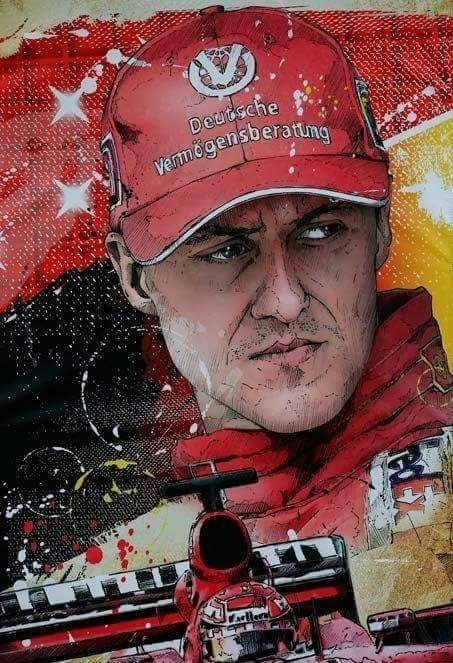 Michael Schumacher | Artwork